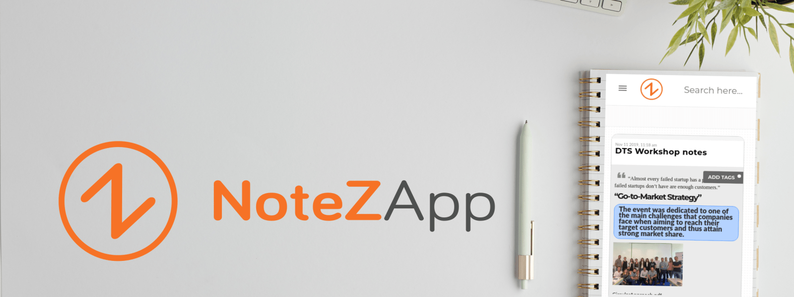 NoteZApp by DNH Soft