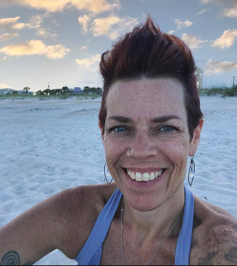 yoga therapy benefits with Tra Kirkpatrick