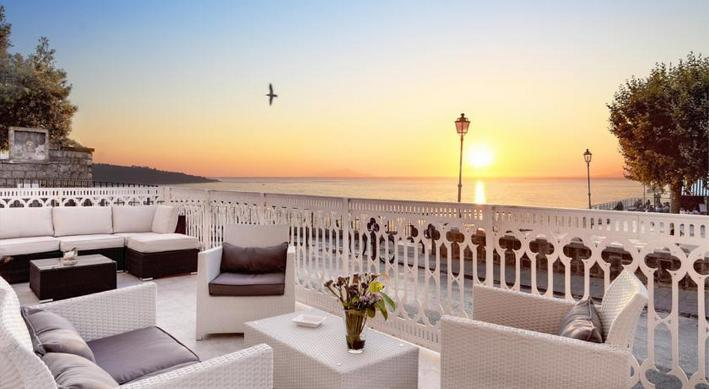 Hotel Mediterráneo – Sorrento