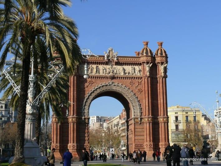 barcelona-arco-del-triunfo