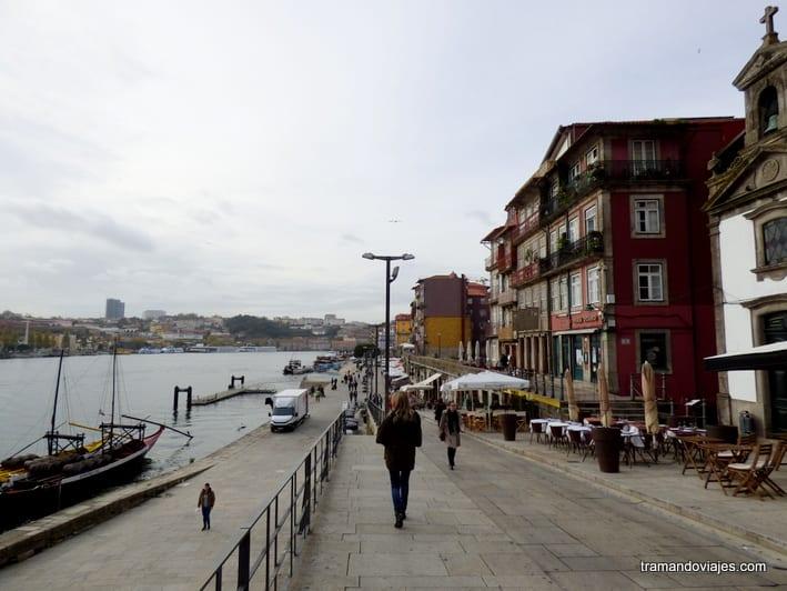 Porto – Opciones de recorridos