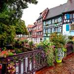 10 Pueblos encantados de Francia
