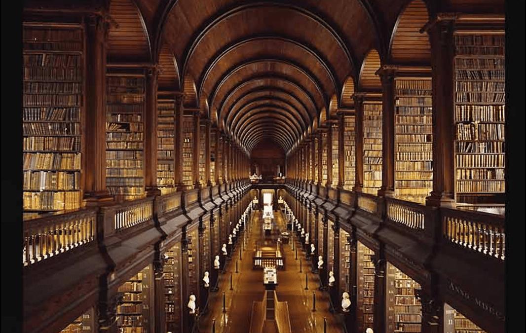 Bibliotecas emblemáticas de Buenos Aires