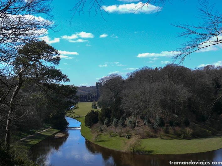 Fountains Abbey – Yorkshire