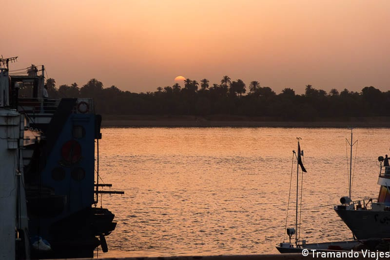 Crucero por el Nilo – Parte I