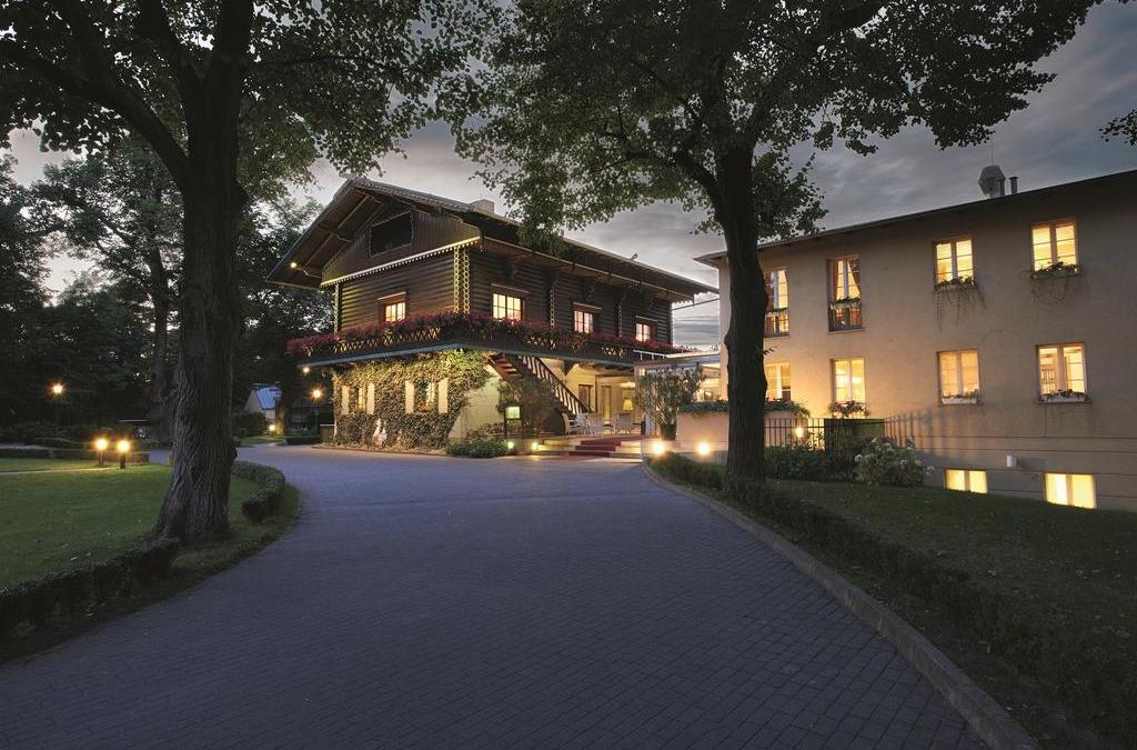 Romantik Bayrisches Haus Hotel en Potsdam