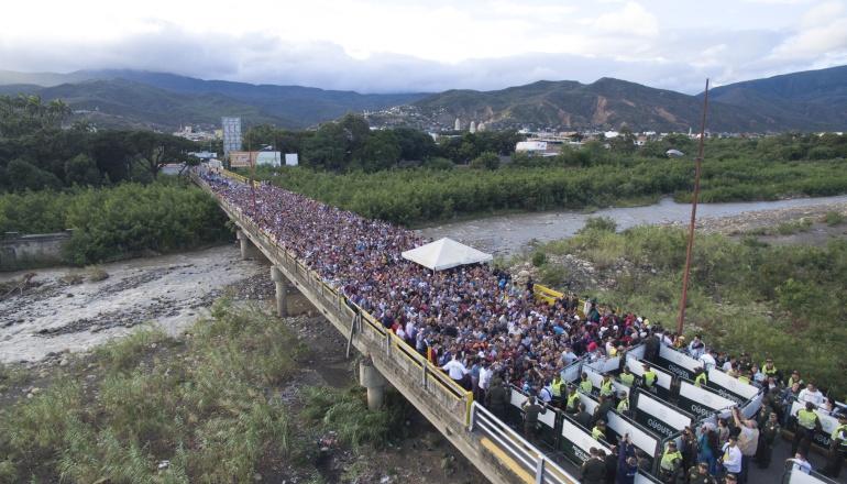 Posible cierre total de la frontera Venezuela – Colombia es un regalo que esperan los Cucutenses