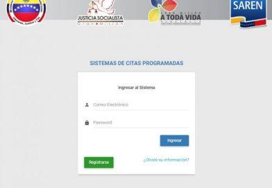 Solicitud de Citas para trámites de legalización y copias certificadas ante los Registros Principales (SAREN)