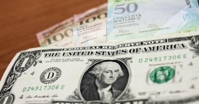 Histórico mensual del Dólar Paralelo Dólar Negro Dólar Today Dólar Monitor