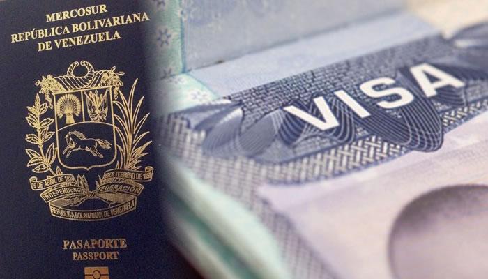 Países que exigen visa a venezolanos para permitir su ingreso
