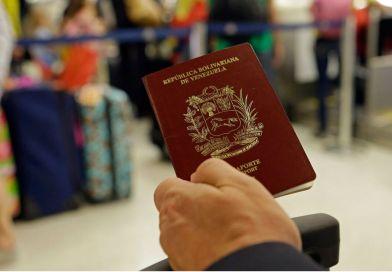 Increíble aumento de los precios de prorroga y pasaporte por primera vez