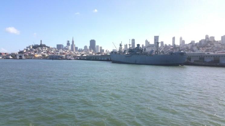 San Francisco, California, san francisco bay, war, ship,