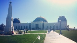 Griffith Observatory, Hollywood, Los Angeles,