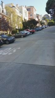 California, San Francisco, Hill, Steep, cars, up, degree,