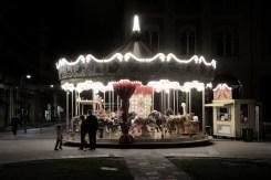 Merry go round and round and round...