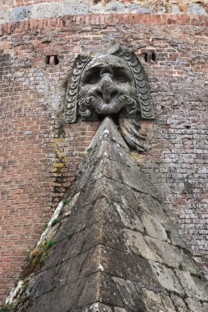 Fortezza Medicea walls