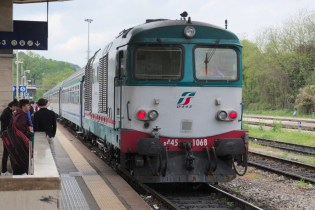 Train to Firenze
