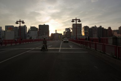 Lets not be run over in Tokyo