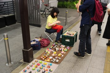 Street Handwork Asakusa