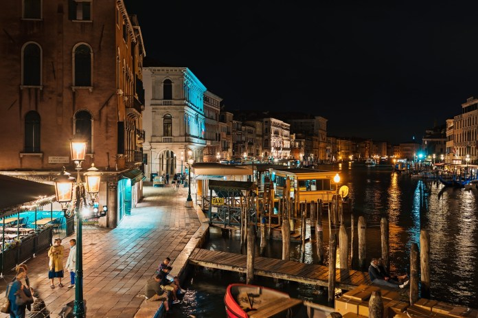 Venise meilleure destination pour le tourisme culturel