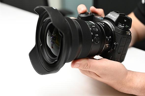 Nikon Nikkor Z 14-24mm F2.8 S revisión