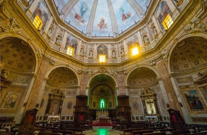 santa margherita cupola di santa margherita
