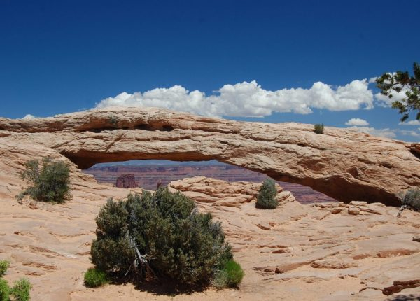 Photo of Mesa Arch