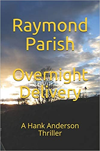 Overnight Delivery book cover