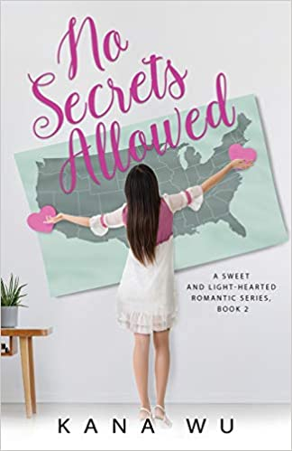 No Secrets Allowed book cover