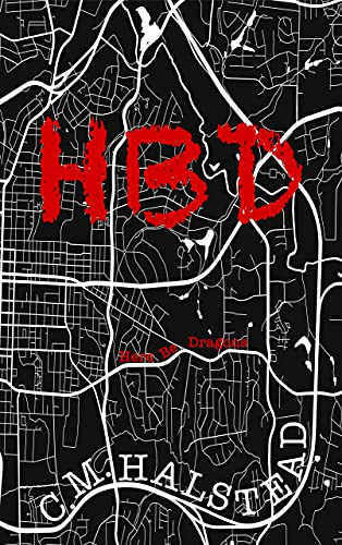 HBD: Here Be Dragons book cover