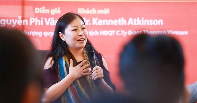 """Nguyễn Phi Vân và mô hình thương hiệu nhượng quyền """"made in Vietnam"""""""
