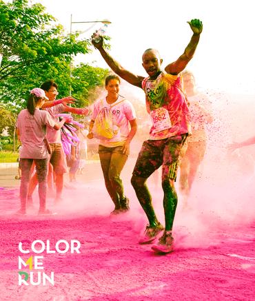 6 điều nên biết trước khi tham gia Color Me Run 2016