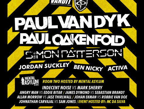 15.10.2014 Luminosity pres. Paul van Dyk & Paul Oakenfold
