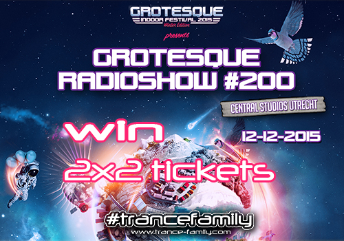 "Win 2×2 invites for Grotesque Indoor Festival ""Winter Edition"" & GROTESQUE 200 Radio Show Celebration"