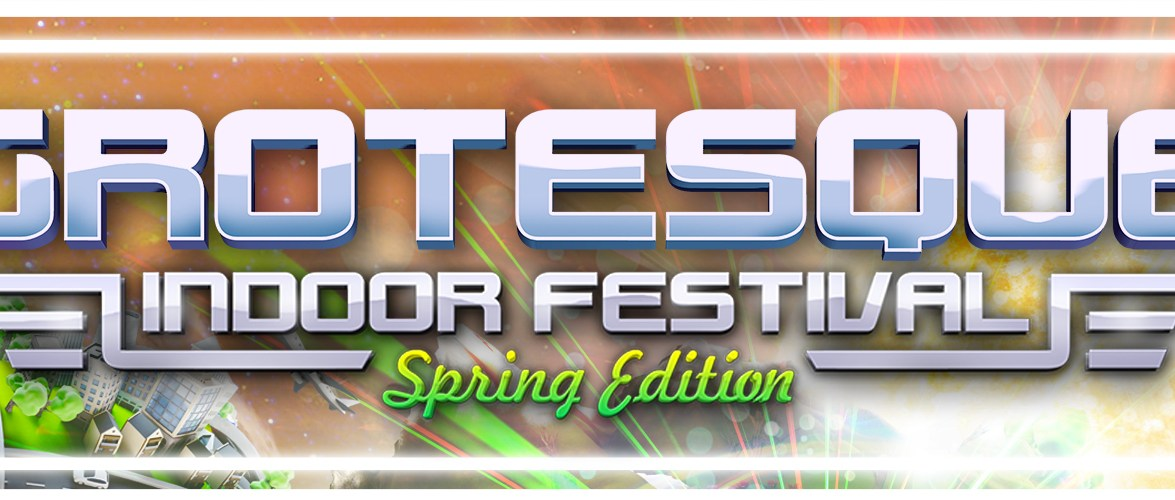 Grotesque Indoor Festival 2016 – Back to The Future!