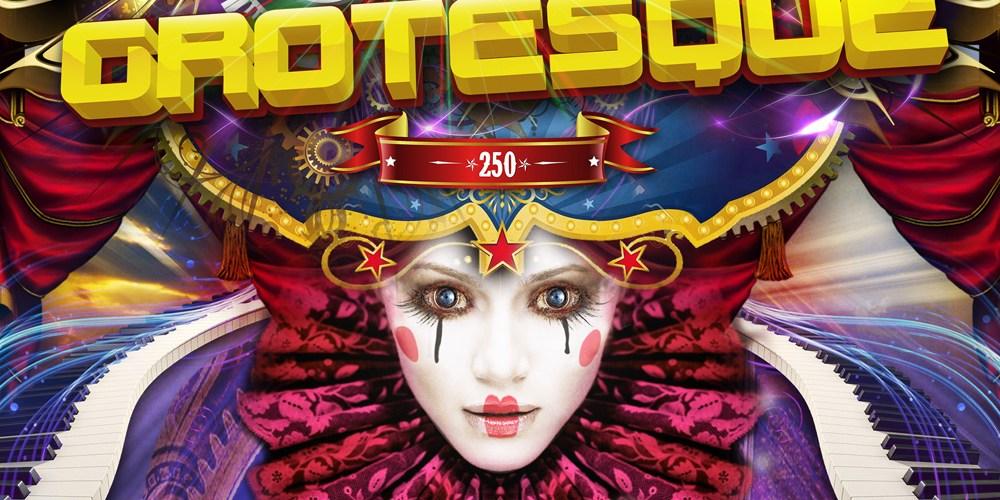 Grotesque 250 mixed by RAM, Sean Tyas & Vini Vici