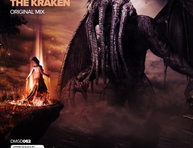 James Kiedis – The Kraken