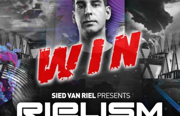 Sied van Riel pres. Rielism Volume 4 #WIN A COPY