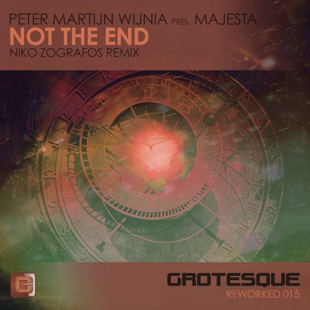 Peter Martijn Wijnia pres. Majesta - Not The End (Niko Zografos Remix)