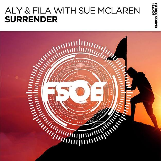 Aly & Fila with Sue McLaren - Surrender