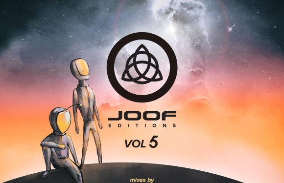 JOOF Editions Vol.5 mixed by John 00 Fleming, Gai Barone, Paul Thomas & Tim Penner