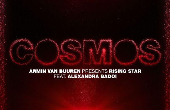 [Single] Armin van Buuren pres. Rising Star feat. Alexandra Badoi – Cosmos