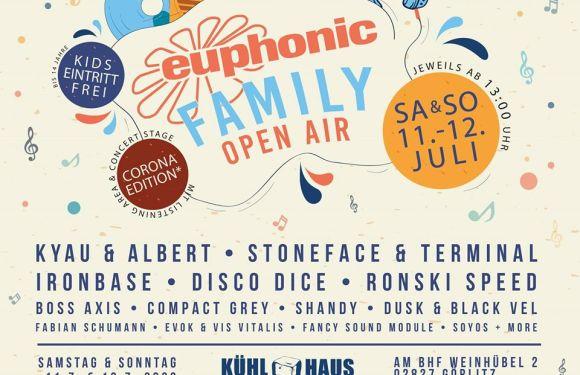 11.-12.07.2020 Euphonic Family Open Air, Goerlitz (DE)