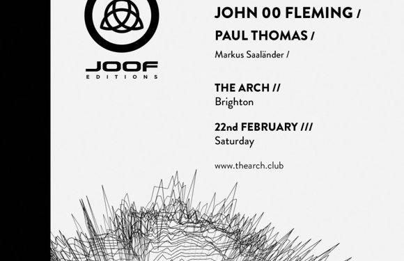 22.02.2020 JOOF Editions, Brighton (UK)
