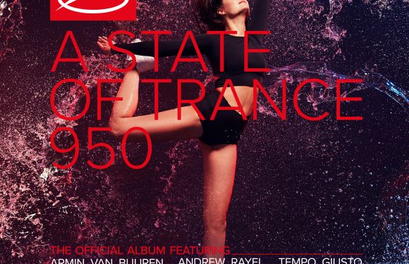 Armin van Buuren – A State Of Trance 950 (The Official Compilation)