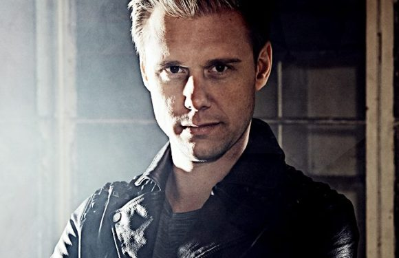 Armin van Buuren announces special, all-ages live show, 'This Is Blah Blah Blah'