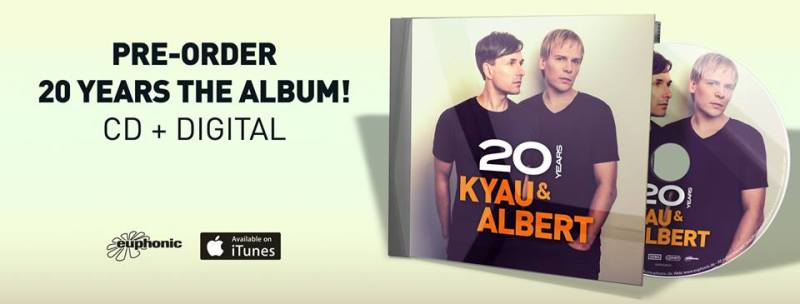 Kyau & Albert - 20 Years
