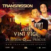 Vini Vici live at Transmission - The Lost Oracle (29.10.2016) @ Prague, Czech Republic