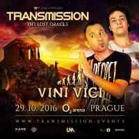 Vini Vici live at Transmission - The Lost Oracle (29.10.2016) @ Prague, Czech Republic