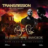 Aly & Fila live at Transmission - The Lost Oracle (10.03.2017) @ Bangkok, Thailand